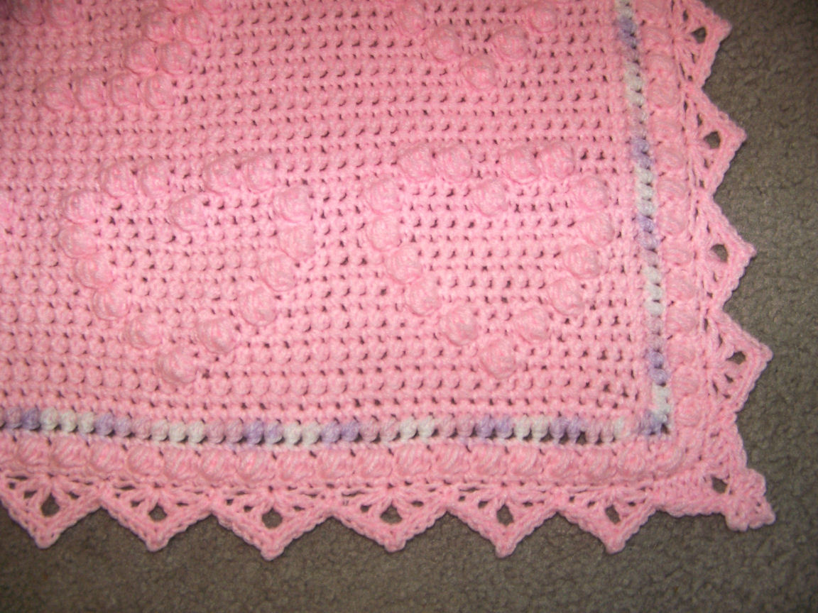 Crochet Pattern Central Edgings : Download Free Embroidery Border Lance Joy Studio Design ...