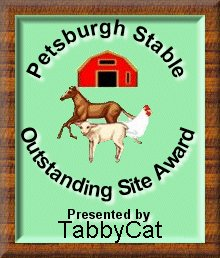 Petsburgh Stable Outstanding Site...TabbyCat